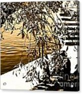 At The Lake-44 Acrylic Print