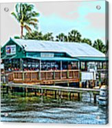 At The Riverside On Mothers Day 2112 Acrylic Print