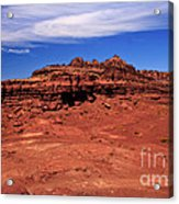 At The Top Acrylic Print