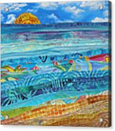At The Water's Edge Acrylic Print