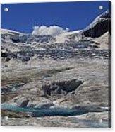Athabasca Glacier 1 Acrylic Print