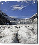 Athabasca Glacier Acrylic Print