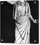 Athena Or Minerva Acrylic Print
