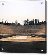 Athens Olympic Field Acrylic Print