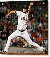 Atlanta Braves V Houston Astros Acrylic Print