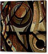 Atlanta Earth Abstract Art Acrylic Print
