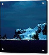 Atlantic After Dark Acrylic Print