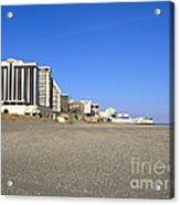 Atlantic City New Jersey Acrylic Print