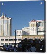 Atlantic City - Trump Taj Mahal Casino - 01133 Acrylic Print