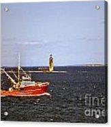 Atlantic Mariner Acrylic Print