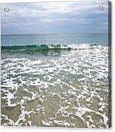 Atlantic Ocean Surf Acrylic Print
