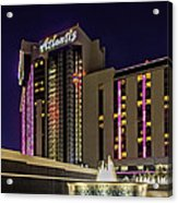 Casino Tower Acrylic Print