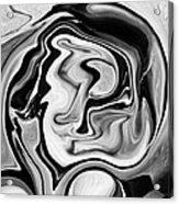 Atlas' Burden Acrylic Print
