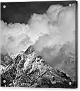 Atmospheric Chaos Acrylic Print
