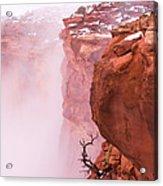 Atop Canyonlands Acrylic Print