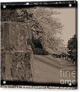 Atsugi Pillbox Walk  C Acrylic Print