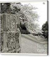 Atsugi Pillbox Walk  F Acrylic Print