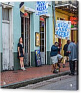 Attitude And Huge Ass Beers Acrylic Print