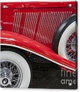 Auburn 12-161 Coupe Acrylic Print