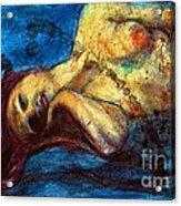 Auburn In Repsoe Acrylic Print