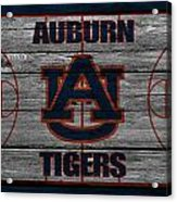 Auburn Tigers Acrylic Print