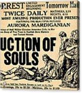 Auction Of Souls Acrylic Print