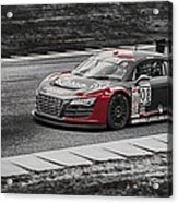 Audacious Audi R8 Acrylic Print