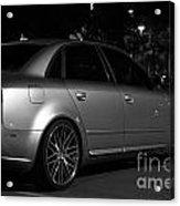 Audi 2 Acrylic Print
