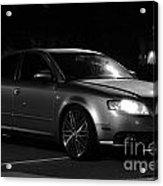 Audi 3 Acrylic Print