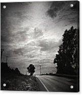Auf Dem Heimweg Acrylic Print