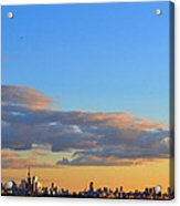 August Early Evening Toronto 4  Acrylic Print