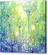 August Enchanted Acrylic Print