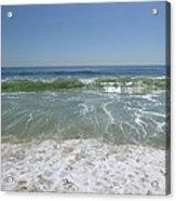 August Ocean Acrylic Print