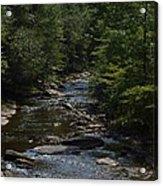 August On Gandy Acrylic Print
