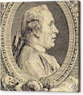 Augustin De Saint-aubin After Charles-nicolas Cochin II Acrylic Print