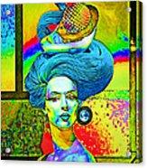 Aurora Acrylic Print by Chuck Staley