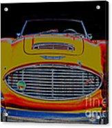 Austin Healey 100 Acrylic Print