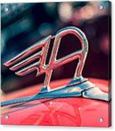 Austin Truck Classic Badge Acrylic Print