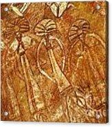 Australia Ancient Aboriginal Art 3 Acrylic Print