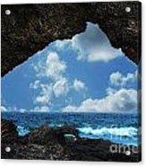 Australia Rock Acrylic Print