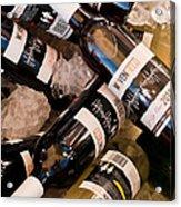 Australian Wine Acrylic Print