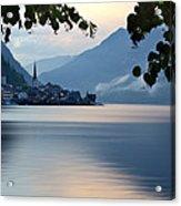 Austria Hallstatt Acrylic Print