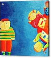 Autism Acrylic Print