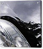 Auto Headlight 150 Acrylic Print
