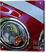 Auto Headlight 168 Acrylic Print