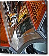 Auto Headlight 52 Acrylic Print