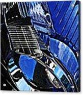 Auto Headlight 71 Acrylic Print