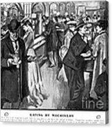 Automat 1903 Acrylic Print