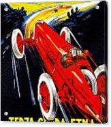 Automobile Club Catania Acrylic Print
