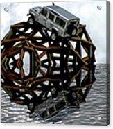 Automotive Acrylic Print